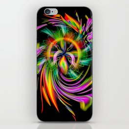 Rainbow Creations 2 iPhone Skin