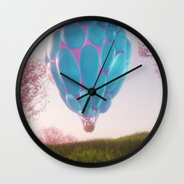 The Bubloon Wall Clock
