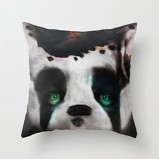 Dog ( Capalau) Throw Pillow