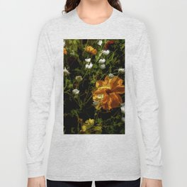 Bashful Floral Long Sleeve T-shirt