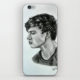 Calum from 5 Seconds of Summer iPhone Skin