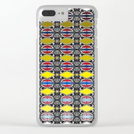 S&B2 D Clear iPhone Case