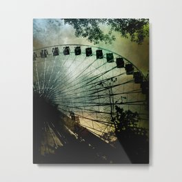 The Quest for Wonder Metal Print