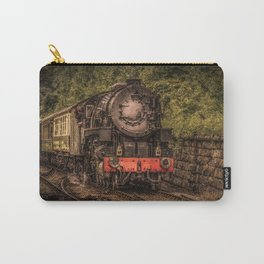 Express Train to Whitby Carry-All Pouch