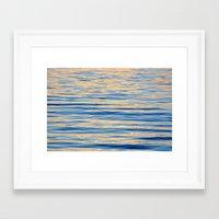 monet Framed Art Prints featuring Monet Memories by Teresa Chipperfield Studios