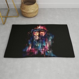 All of Time and Space Rug