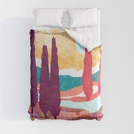 Brilliant Light Comforters