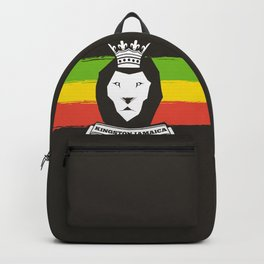 Rasta Lion Backpack