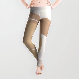 Modern Shapes Design 2 Leggings