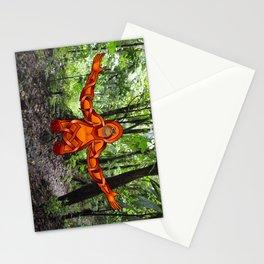Orangutan Knot Stationery Cards