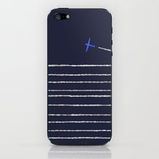 Boooo, Night-Flight! iPhone & iPod Skin