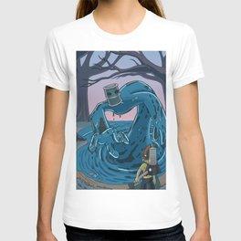 Ohmworld #2 Cover T-shirt