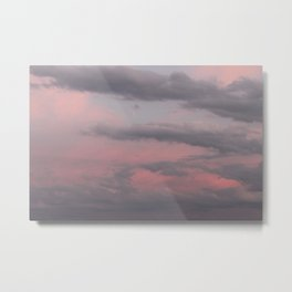 Whisps In The Sky Metal Print