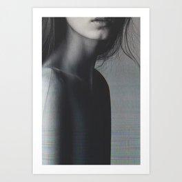Vogue #47 Art Print