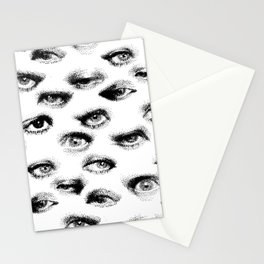 Eye Pattern 2020 Stationery Cards