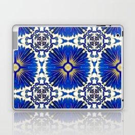 Azulejos - Portuguese Tiles Laptop & iPad Skin