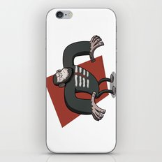Caesar - Dawn of the Planet of the Apes Cartoon iPhone & iPod Skin