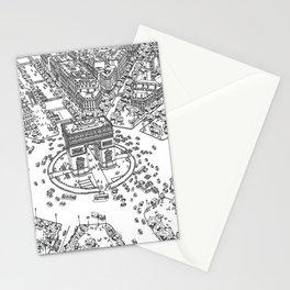Arc de Triomphe Stationery Cards