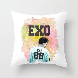 Kai 88 Throw Pillow