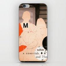 the Oedipus mith iPhone & iPod Skin