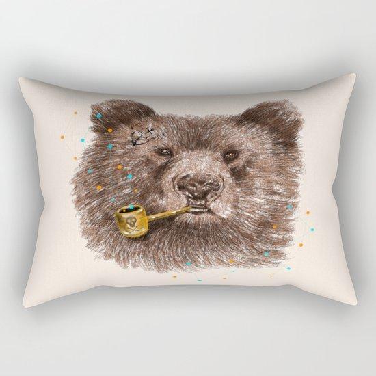 Sailor Bear II Rectangular Pillow