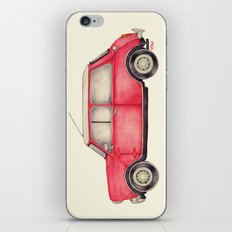 Original Austin Mini - Ballpoint Pen iPhone & iPod Skin