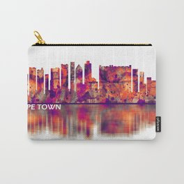 Cape Town South Africa Skyline Carry-All Pouch