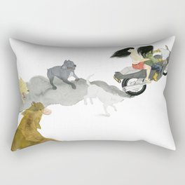 Getaway Rectangular Pillow