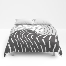 Surrounded Comforters