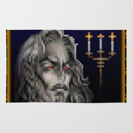 Dracula Jeopardy Rug