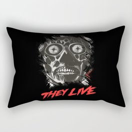 They Live - Obey Rectangular Pillow