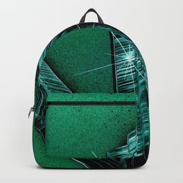 Healing Crystal Backpack