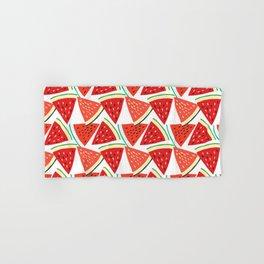 Sliced Watermelon Hand & Bath Towel