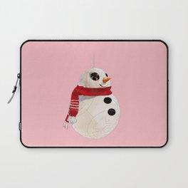 Snowman BB8 Laptop Sleeve