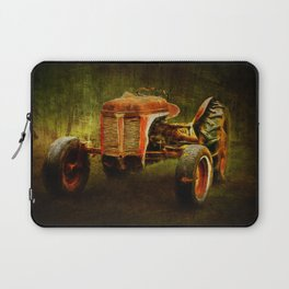 Ferguson Waiting on LaGest ~ Tractor ~ Ginkelmier Inspired Laptop Sleeve