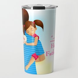 Happy Father's Day Travel Mug