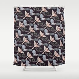 Release the Bats Shower Curtain