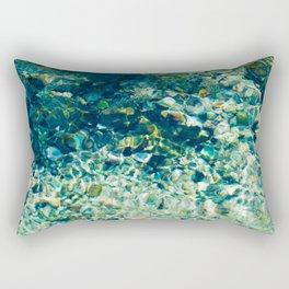 Ichetucknee Springs Rectangular Pillow