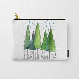 Portland Love Carry-All Pouch