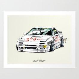 ozizo art 0007 Art Print