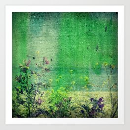 summer rain |2| Art Print
