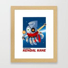 Kendal Kane Framed Art Print