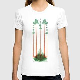 3Lives - Plant T-shirt