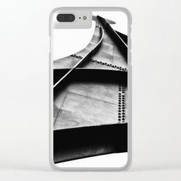 Ambiance par Jean-François Dupuis Clear iPhone Case