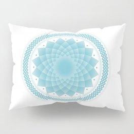 Water Flower Updated Pillow Sham