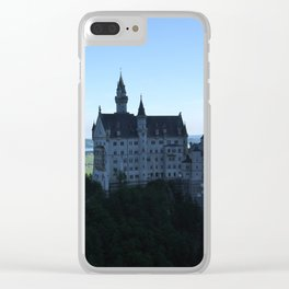 Schloss Neuschwanstein | Neuschwanstein Castle Clear iPhone Case