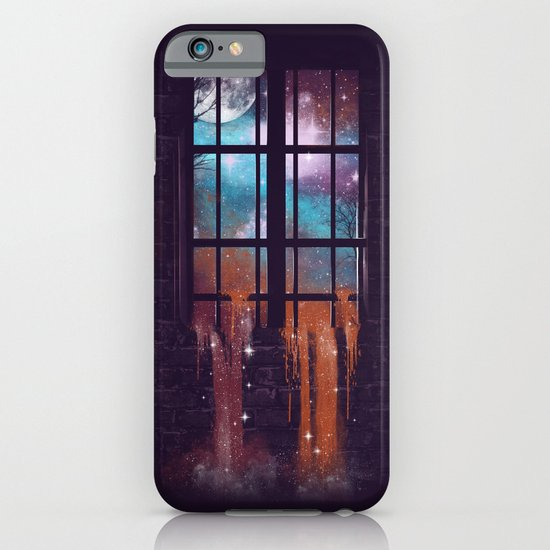 Let the Stars Flow Into You V.2 iPhone & iPod Case