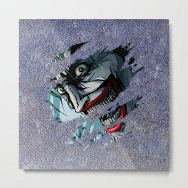 Clown 04 Metal Print