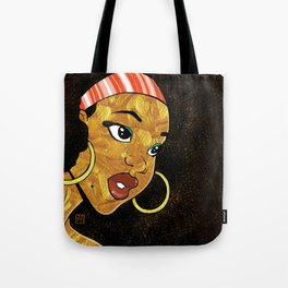 AfroChic Tote Bag