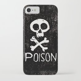 Poison iPhone Case